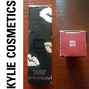 Kylie Cosmetics Kylie Jenner Matte Lipstick Boss